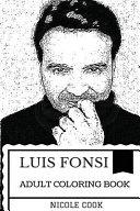 Luis Fonsi Art Adult Coloring Book PDF