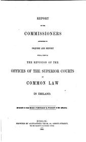Parliamentary Papers: Volume 23
