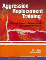 Aggression Replacement Training PDF
