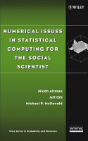 Numerical Issues in Statistical Computing for the Social Scientist PDF