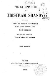 Vie et opinions de Tristram Shandy, gentilhomme: t. 2