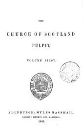 The Church of Scotland pulpit
