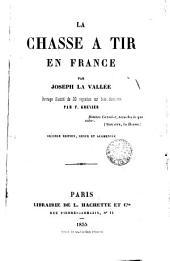 La chaase à tir en France