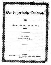 Der Bayerische Landbote PDF