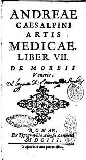 \3]: Artis medicae. Liber 7. De morbis ventris