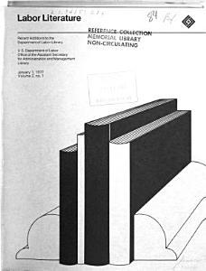 Labor Literature PDF