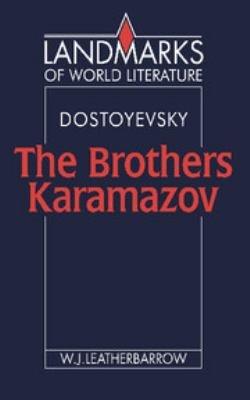 Download Dostoyevsky  The Brothers Karamazov Book