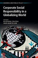 Corporate Social Responsibility in a Globalizing World PDF