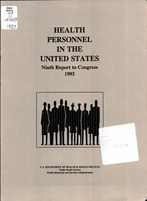 Health Personnel in the United States