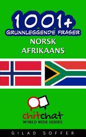 1001+ grunnleggende fraser norsk - afrikaans