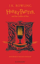 Harry Potter and the Goblet of Fire   Gryffindor Edition Book