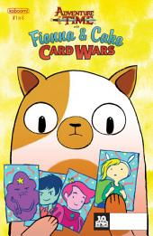 Adventure Time: Fionna & Cake Card Wars #1 (of 6): Volume 1