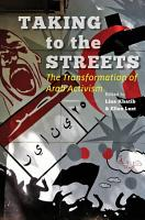 Taking to the Streets PDF