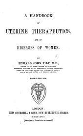 A Handbook of Uterine Therapeutics
