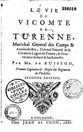 La vie du vicomte de Turenne... par Mr. Du Buisson [Courtilz de Sandras]...
