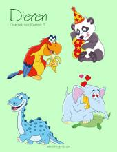 Dieren Kleurboek voor Kleuters 3