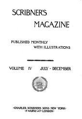 Scribner's Magazine: Volume 4
