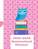 2019 2020 Homeschool Planner
