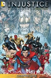 Injustice: Gods Among Us: Year Four (2015-) #1