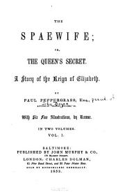 The Spaewife: Or, The Queen's Secret. A Story of the Reign of Elizabeth, Volume 1
