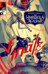 The Umbrella Academy: Apocalypse Suite #6