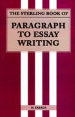 The Sterling Book Of Paragraph To Essay Writing PDF