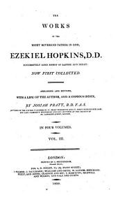 The works ¬of E. Hopkins: Volume 3