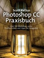Scott Kelbys Photoshop CC Praxisbuch PDF