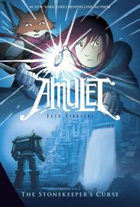 Amulet 2  The Stonekeeper s Curse Book