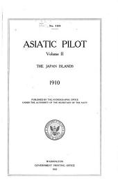 Asiatic Pilot: Volume 2