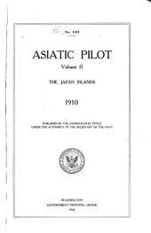 Asiatic Pilot: Volume 2