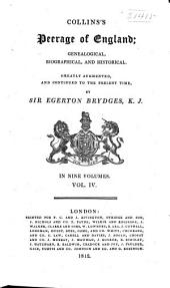 Peerage of England. ...