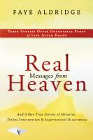 Real Messages From Heaven PDF