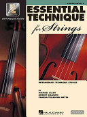 Download Essential Technique for Strings   Violin Book