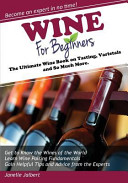 Wine for Beginners Book