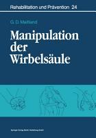 Manipulation der Wirbels  ule PDF