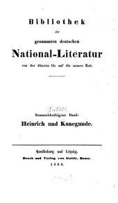 Heinrich und Kunegunde