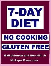 7-Day Gluten-Free No-Cooking Diet