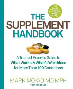 The Supplement Handbook