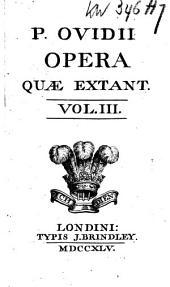 Opera quae extant: Volume 3