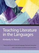 Teaching Literature in the Languages PDF