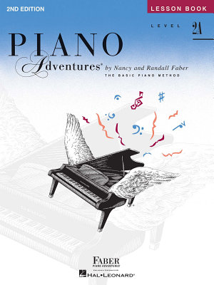 Piano Adventures   Level 2A Lesson Book