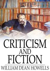 """Criticism and Fiction: From """"Literature and Life"""""""