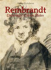 Rembrandt Drawings:Colour Plates