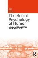 The Social Psychology of Humor PDF