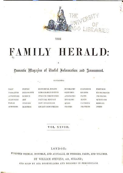 The Family Herald PDF