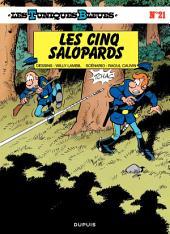Les Tuniques Bleues - Tome 21 - LES 5 SALOPARDS