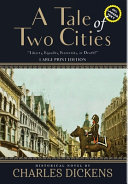 A Tale of Two Cities  Annotated  Large Print  PDF