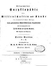 Allgemeine Encyklopädie der Wissenschaften und Künste: in alphabetischer Folge. ¬Section ¬3, O - Z ; Theil 3, Olbasa - Onocrotalus. 3,3
