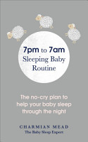 7pm to 7am Sleeping Baby Routine PDF